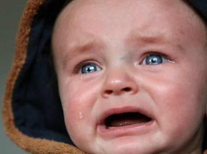 por que lloran los bebes
